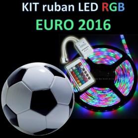 KIT ruban LED EURO 2016