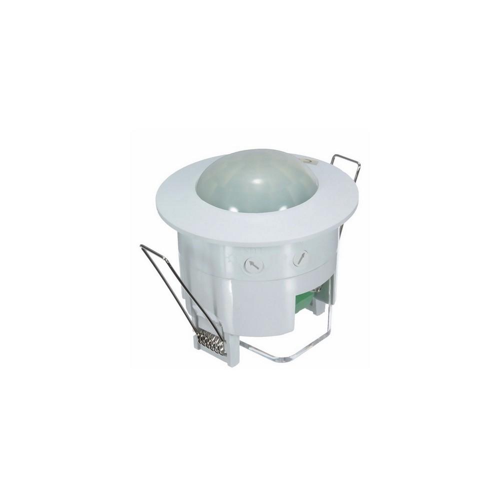 D tecteur de pr sence encastrable 220v 360 inovatlantic - Detecteur de presence exterieur 360 ...