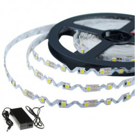 KIT ruban LED ZIGZAG blanc