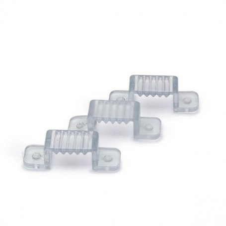 Crochets pour ruban LED 220V - Lot de 3