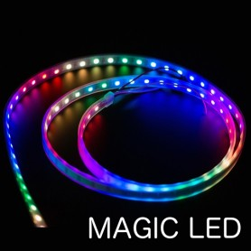 KIT ruban MAGIC LED RGB 5m