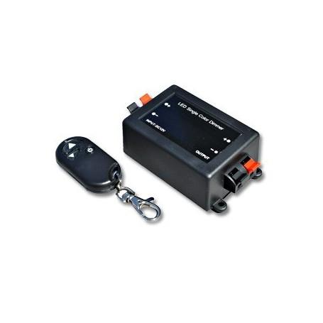 Interrupteur variateur rf pour ruban monocouleur - Interrupteur variateur led ...