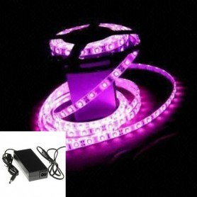 KIT ruban LED rose 5050