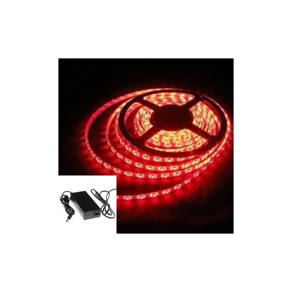 kit ruban led rouge 5050 inovatlantic. Black Bedroom Furniture Sets. Home Design Ideas