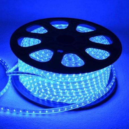 Ruban LED 220V 5050 60led/m mono IP68