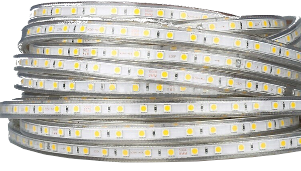 ruban LED 220V 5050 60 led / m