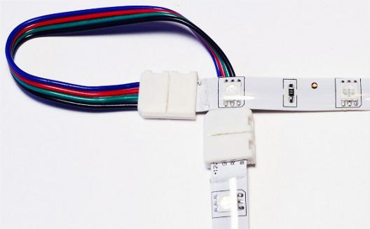 connecteur ruban LED souple