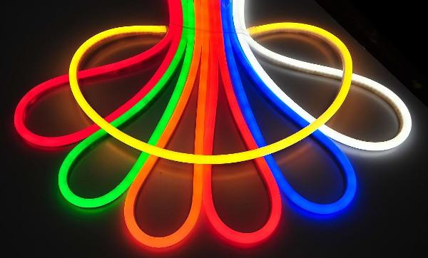 lumière homogène du néon flexible LED