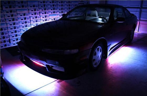 ruban LED voiture