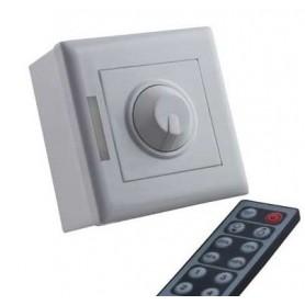 Variateur de lumière 12-24V 8A + télécommande