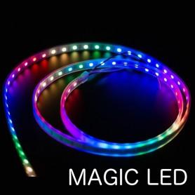 KIT ruban MAGIC LED RGB 5m étanche