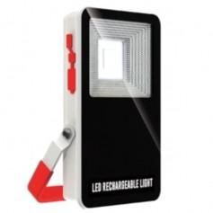 Projecteur LED 10W à batterie intégrée