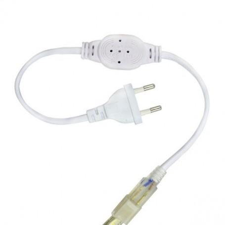 Connecteur électrique néon flexible LED 220V