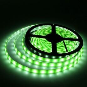 Ruban LED 12V 5050 VE - Vert