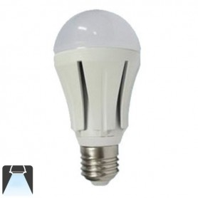 Ampoule LED E27 8W - Blanc froid