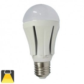 Ampoule LED E27 8W - Blanc chaud