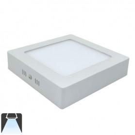 Panneau LED carré 12W pose en saillie 12W 171x171