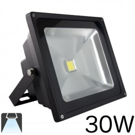 Projecteur LED 30W blanc froid
