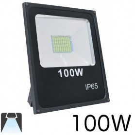 Projecteur LED plat 100W