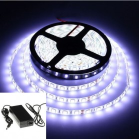 KIT ruban LED 5050 (1 à 5m)