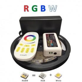 KIT Ruban LED 5050 RGBW