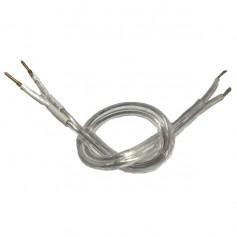 connecteur 2 fils néon 12V vers alim