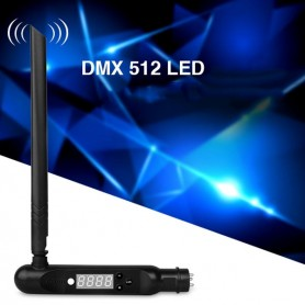Emetteur DMX 512 RGB