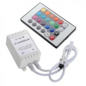 Contrôleur Télécommande RGB 24 touches
