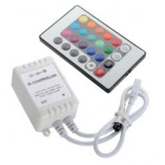 Contrôleur Télécommande RGB 24 touches 12A