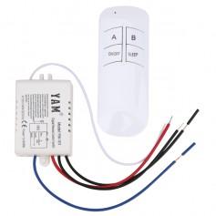 Interrupteur-télécommande 230V RF sans fil