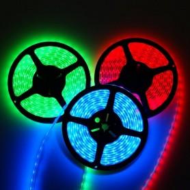 Ruban LED 24V RGB 10M - RGB