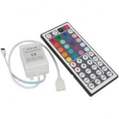 Contrôleur Télécommande RGB 44 touches 6A