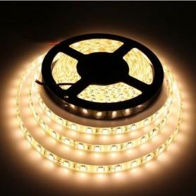 Ruban LED 24V 5050 10M - Blanc chaud 3000K
