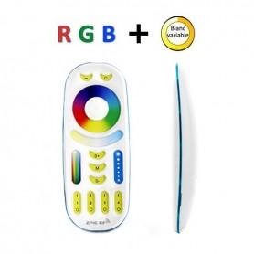 Télécommande multizones RGB(W) RF