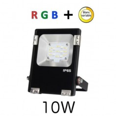 Projecteur LED 30W RGBW RF