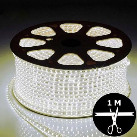 Ruban LED 230V 5050 sécable 1 mètre