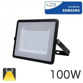 Projecteur LED 100W ultrafin
