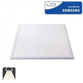 Panneau LED 600x600, 45W, carré encastrable - Blanc naturel 4500K