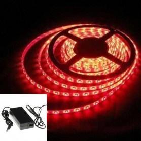 KIT ruban LED 5050 RG - Rouge