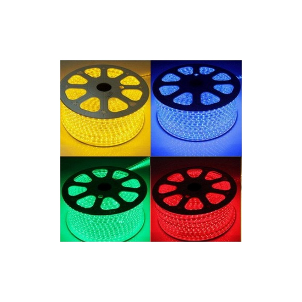 Kit ruban led 220v 5050 60led m rgb inovatlantic - Ruban led rgb ...