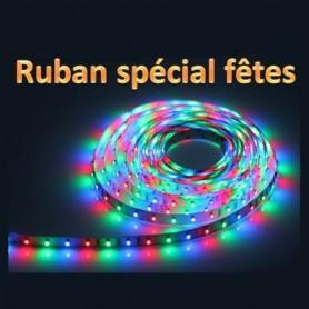 Ruban LED 12V RGB 3528