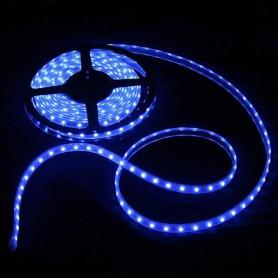 Ruban LED 12V 3528 - Bleu