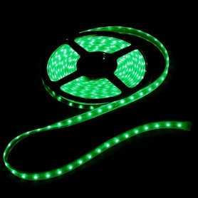 Ruban LED 12V 3528 - Vert