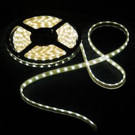 KIT Ruban LED 3528 - Blanc chaud