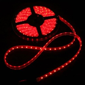 KIT Ruban LED 12V 3528 - Rouge