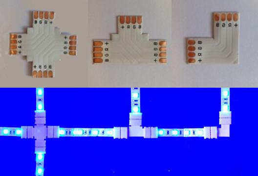 connecteurs à clips