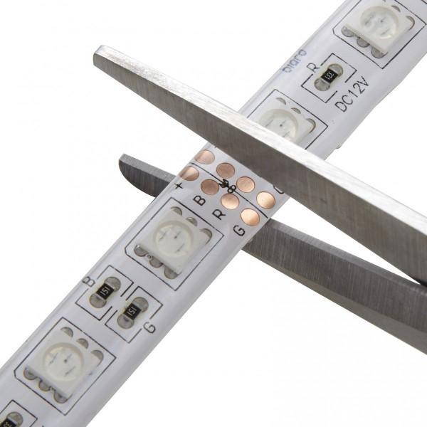 coupure ruban LED