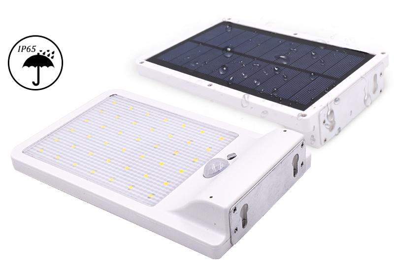 lampe solaire etanche